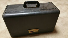 Zenith h500 Transoceanic tube radio TUNES & powers Case dent 102-768 watch VIDEO