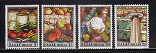 GRECIA/GREECE 1981 MNH SC.1382/1385 Vegetables Export