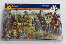 Italeri 6124 Mongol Cavalry 1:72 Diorama Model Kit NIB Factory Sealed