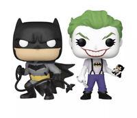 Funko Pop! Batman White Knight Batman and Joker 2-Pack SDCC 2021 PREORDER