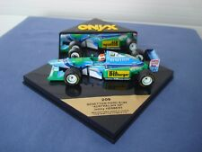 "MODELLINO METALLO-209 BENETTON FORD B194 ""AUSTRALIAN GP""-ONYX-MADE IN PORTUGAL"