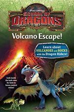 School of Dragons #1: Volcano Escape! (DreamWorks