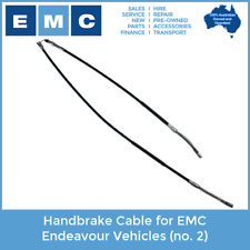 Handbrake Cable for EMC Endeavour Electric Vehicles (no2)