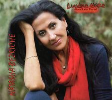 NATASHA BEZRICHE - LUMIERE NOIRE : CHANTE LEO FERRE (CD DIGIPACK NEUF)