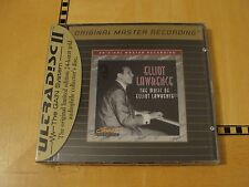 The Music of Elliot Lawrence - MFSL Gold Audiophile CD SEALED