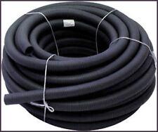 8m Caravan / Motorhome grey convoluted waste water pipe 23.5 mm hose - 8 Metres
