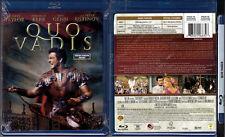 Blu-ray Robert Taylor QUO VADIS Deborah Kerr Peter Ustinov Cdn Reg A/B/C OOP NEW