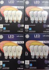 WOW!! 16 lots GE LED Light Bulbs Non-Dim Med Base A19 L, Soft White, 5 W 40W EQV