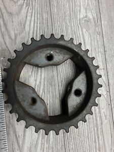 2003 Harley Davidson 100th Anniversary VRod Oem Front pulley 30t