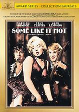 Some Like It Hot Dvd Mgm Release Jack Lemmon Marilyn Monroe