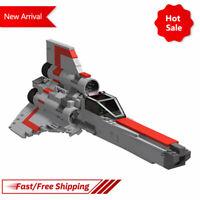 Battlestar Colonial Viper MKII Fit Technic Star Space Wars Building Blocks Brick