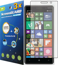 3x Ultra Clear LCD Screen Protector Guard Shield Cover Film for Nokia Lumia 830
