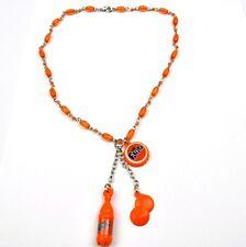 coca cola fanta Cadena Collar Collar Botella Tapa de BOTELLA BOTTLE CAP Estilo