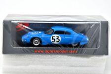 SPARK CD Panhard #53 Le Mans 1962  A. Guilhaudin - A. Bertaut S4710 1/43
