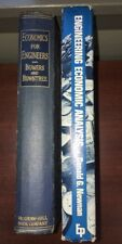 Book Lot Economics For Engineers Economic Analysis 2nd Edition Newman