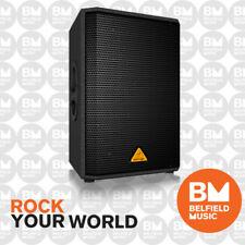Behringer EUROLIVE VS1220 Passive PA Speaker 600W 12'' Inch VS-1220 600 Watts