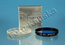 Hasselblad Nr.50288 Light Balance Filter 3,5x CB12 -1,5 Bajonett 50 - (50859)