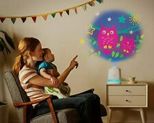 Munchkin Sound Asleep Baby Nursery Projector and Sound Machine Led Nightlight