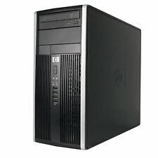 Hp Pro 6200 Desktop Computer Tower Core i3 3.1Ghz/8Gb/250Gb Windows 7