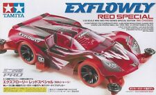 Tamiya 95339 1/32 Mini 4wd Pro Kit MA Chassis Jr EXFLOWLY Red Special Limited