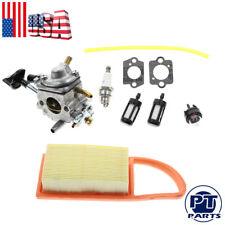 Carburetor Tune Up Kit For Stihl BR500 BR550 BR600 Zama C1Q-S18 Backpack Blower