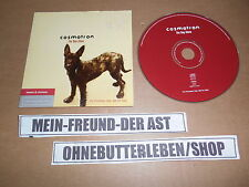 CD Indie COSMOTRON-the dog-show (1 chanson) promo Hardbeat rodeostar