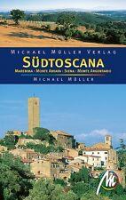 SÜDTOSCANA Reiseführer Michael Müller 06 Toskana Toscana Italien Siena NEU