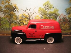 LIBERTY CLASSICS #68020 1948 FORD PANL DELIVERY/ BANK