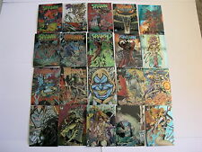 Spawn Chromium Wildstorm 1996 Set of 99 Cards