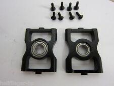 Staffe Montaggio Cuscinetti Albero rotore alluminio per T REX 500 hkh500
