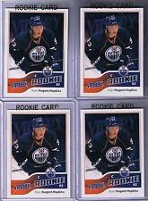 (HCW) 2011-12 Victory RYAN NUGENT-HOPKINS Rookie RC Edmonton Oilers 01648