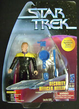 1997 Star Trek Spencer Gifts Exclusive Figure Security Officer Neelix