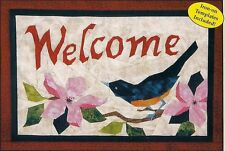 Welcome quilt pattern  by England Design Studio