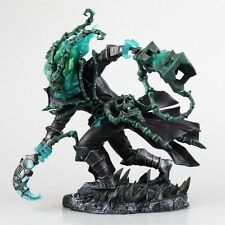 New Anime LOL League of Legends Chain Warden Thresh PVC Action Figure Statue Toy