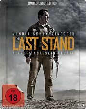 The Last Stand (Limited Uncut Edition, Steelbook) [Blu-ray] [Limited Edition]OVP