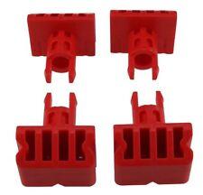 4 x robust Schraubstock Griff Schelle Pflöcke für Black & Decker Workmate wm625