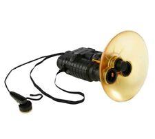 Spy Net - Vibrasonic Stealth Spy Binoculars & Microphone Hear without your ears!