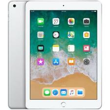 "Apple iPad 9 7"" (2018) 32gb WiFi Cellular Argento Mr6p2ty/a da Spagna"