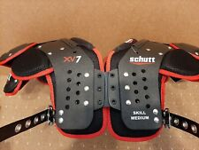 Schutt XV7 Skill american football shoulder pads medium