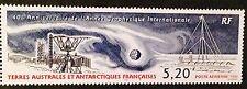 FSAT1998 Air Post  Intrn'l Geo Year - MNH