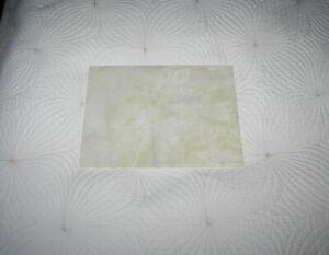 Marble Rectangular Trivet Chopping Board Pan Rest Hot Dish Worktop Protector