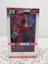 NASCAR BARBIE DOLL JEFF GORDON #24 PINK LABEL 2006 NRFB