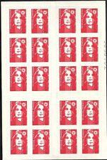 FRANCE  Carnet  2874 C9  Marianne de Briat  20 timbres