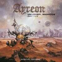 AYREON - Universal Migrator Part I & II NOUVEAU CD