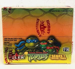 Teenage Mutant Ninja Turtles 2003 Series 1 Trading Cards Booster Box Sealed Box,