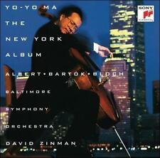 The New York Album (Remastered) Yo-Yo Ma MUSIC CD