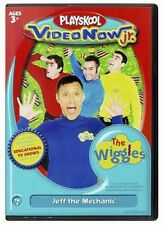 "New PVD Videonow Wiggles "" Jeff The Mechanic"" Rare Big Red Car Fix"