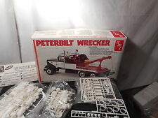 Model Semi Kit Peterbilt Wrecker