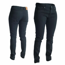 Pantalons noirs RST pour motocyclette femme