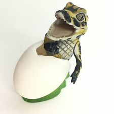 Choco Q Mini Figure Chinese Alligator hatching Kaiyodo Japan choco egg
